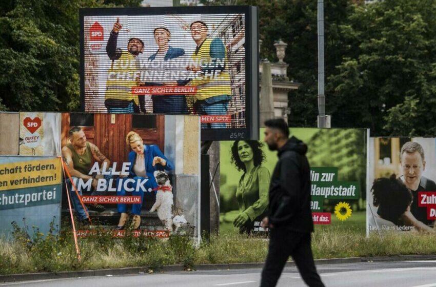 Sin un favorito claro, los alemanes elegirán mañana al sucesor de Merkel